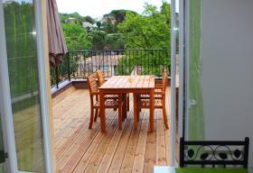 terrasse de 28 m2 appt 1